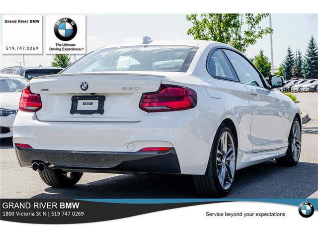 2019 BMW 230i xDrive (Stk: PW4975) in Kitchener - Image 7 of 22