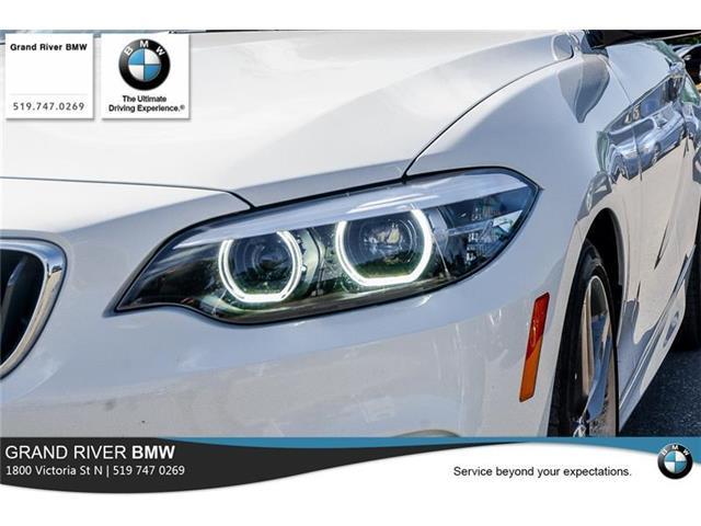2019 BMW 230i xDrive (Stk: PW4975) in Kitchener - Image 9 of 22