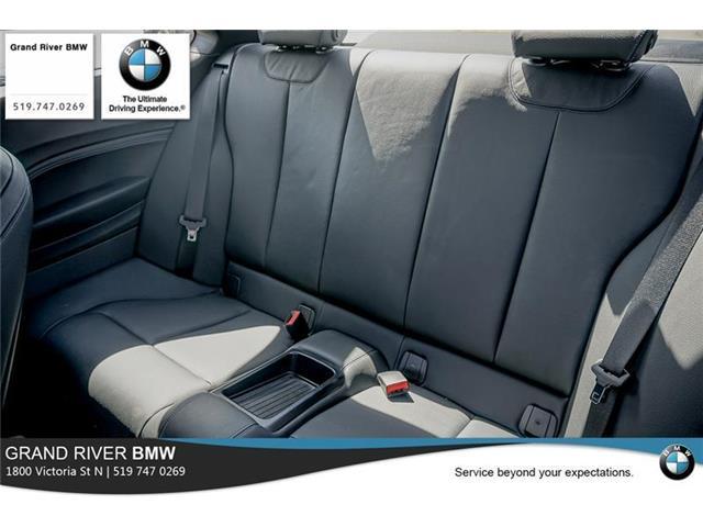 2019 BMW 230i xDrive (Stk: PW4975) in Kitchener - Image 21 of 22