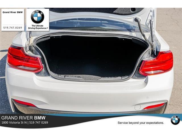 2019 BMW 230i xDrive (Stk: PW4975) in Kitchener - Image 22 of 22