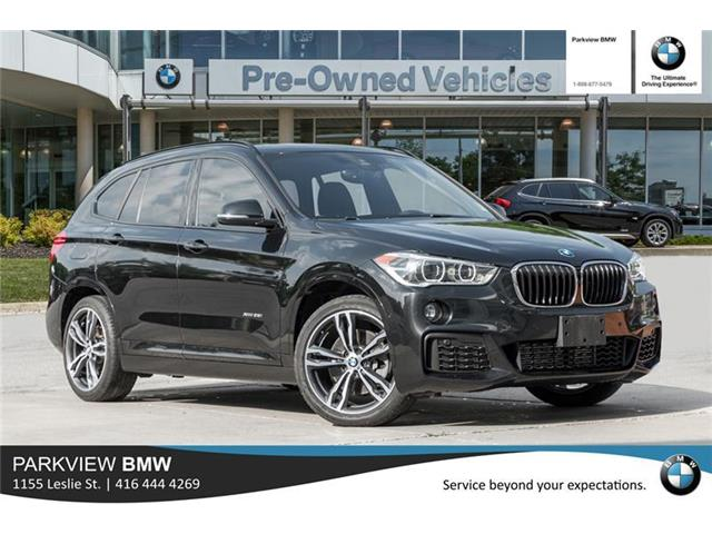 2016 BMW X1 xDrive28i (Stk: PP8718) in Toronto - Image 1 of 21