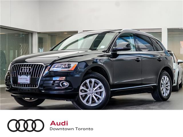 2014 Audi Q5 3.0 Technik (Stk: 190354A) in Toronto - Image 1 of 30