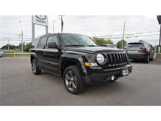 2015 Jeep Patriot Sport/North (Stk: DR175A) in Hamilton - Image 4 of 38