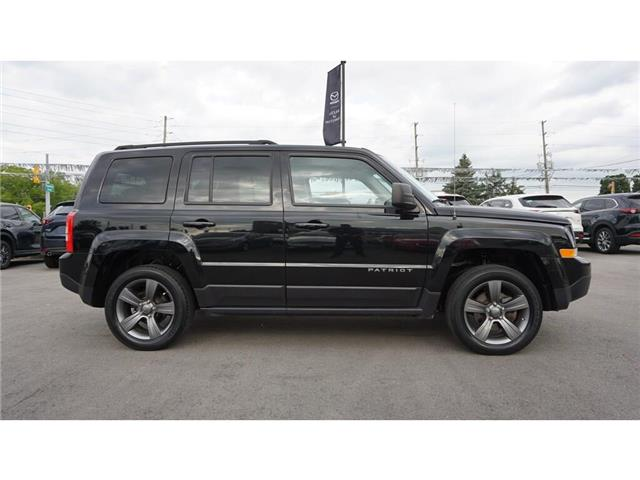 2015 Jeep Patriot Sport/North (Stk: DR175A) in Hamilton - Image 5 of 38