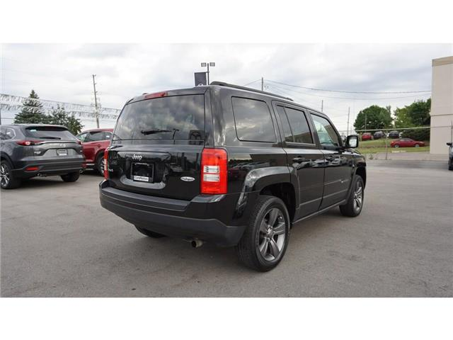 2015 Jeep Patriot Sport/North (Stk: DR175A) in Hamilton - Image 6 of 38