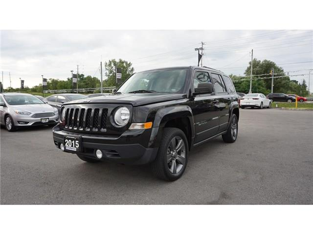 2015 Jeep Patriot Sport/North (Stk: DR175A) in Hamilton - Image 10 of 38