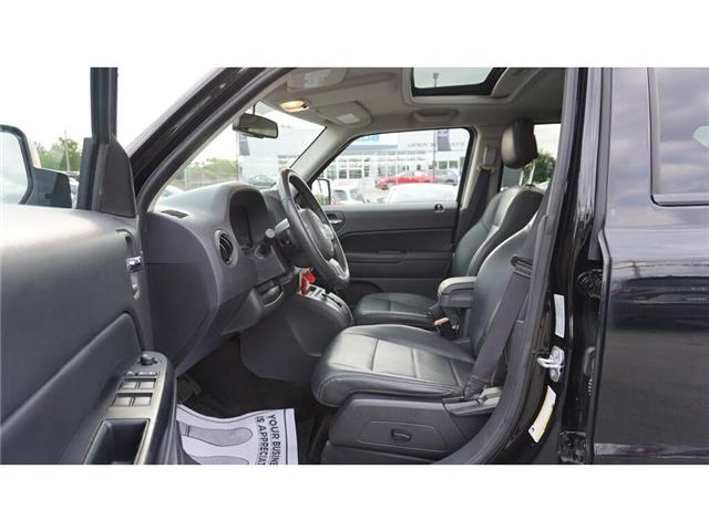2015 Jeep Patriot Sport/North (Stk: DR175A) in Hamilton - Image 16 of 38