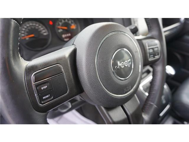 2015 Jeep Patriot Sport/North (Stk: DR175A) in Hamilton - Image 21 of 38