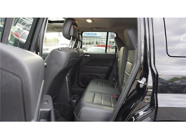 2015 Jeep Patriot Sport/North (Stk: DR175A) in Hamilton - Image 23 of 38