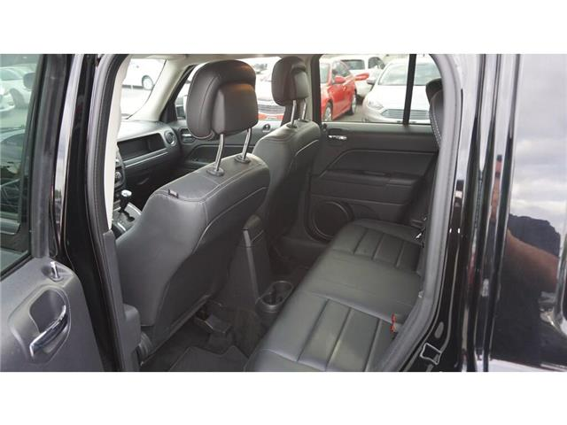2015 Jeep Patriot Sport/North (Stk: DR175A) in Hamilton - Image 24 of 38
