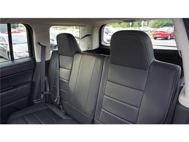 2015 Jeep Patriot Sport/North (Stk: DR175A) in Hamilton - Image 25 of 38