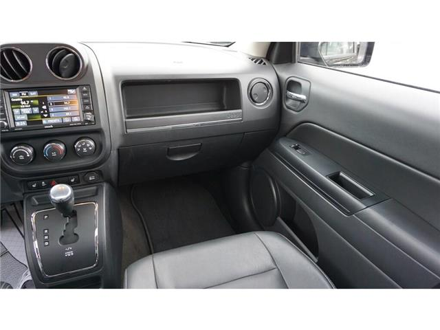 2015 Jeep Patriot Sport/North (Stk: DR175A) in Hamilton - Image 30 of 38