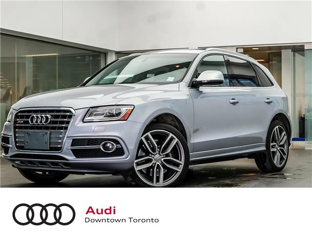 2016 Audi SQ5 3.0T Progressiv (Stk: P3172) in Toronto - Image 1 of 27