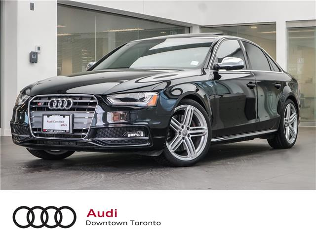 2016 Audi S4 3.0T Progressiv plus (Stk: P3253) in Toronto - Image 1 of 27