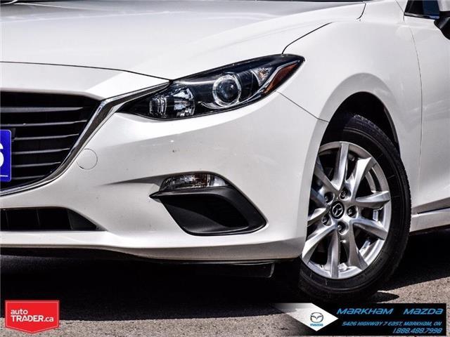 2016 Mazda Mazda3 Sport GS (Stk: D5190688A) in Markham - Image 3 of 29