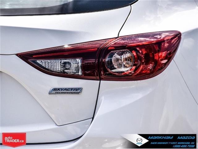 2016 Mazda Mazda3 Sport GS (Stk: D5190688A) in Markham - Image 8 of 29