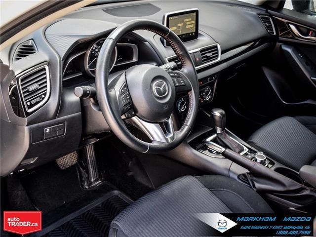 2016 Mazda Mazda3 Sport GS (Stk: D5190688A) in Markham - Image 12 of 29