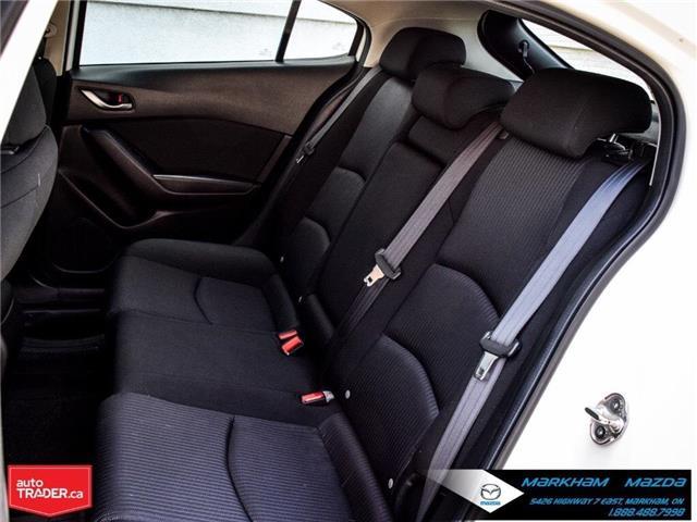 2016 Mazda Mazda3 Sport GS (Stk: D5190688A) in Markham - Image 14 of 29