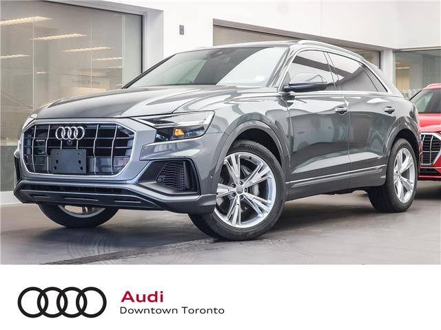 2019 Audi Q8 55 Progressiv (Stk: P3393) in Toronto - Image 1 of 28