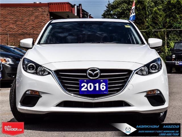 2016 Mazda Mazda3 Sport GS (Stk: P1894) in Markham - Image 2 of 29