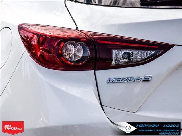 2016 Mazda Mazda3 Sport GS (Stk: P1894) in Markham - Image 5 of 29