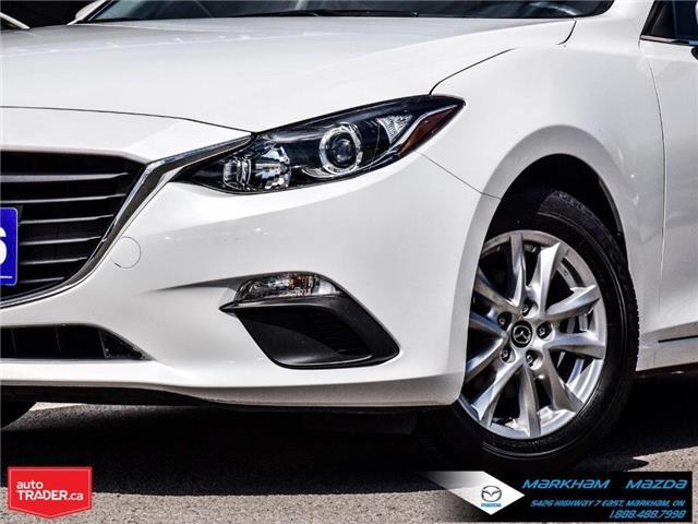2016 Mazda Mazda3 Sport GS (Stk: P1894) in Markham - Image 10 of 29
