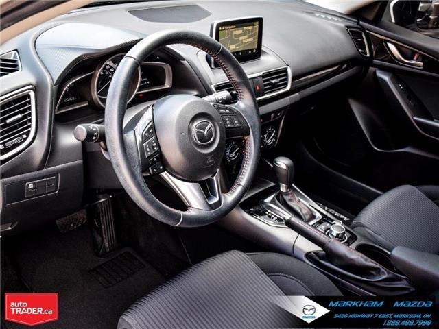 2016 Mazda Mazda3 Sport GS (Stk: P1894) in Markham - Image 12 of 29
