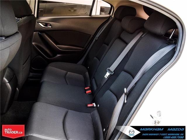 2016 Mazda Mazda3 Sport GS (Stk: P1894) in Markham - Image 14 of 29