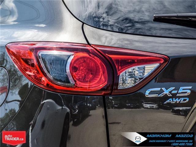 2016 Mazda CX-5 GS (Stk: P1897) in Markham - Image 4 of 30