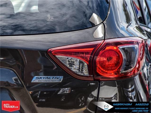 2016 Mazda CX-5 GS (Stk: P1897) in Markham - Image 6 of 30