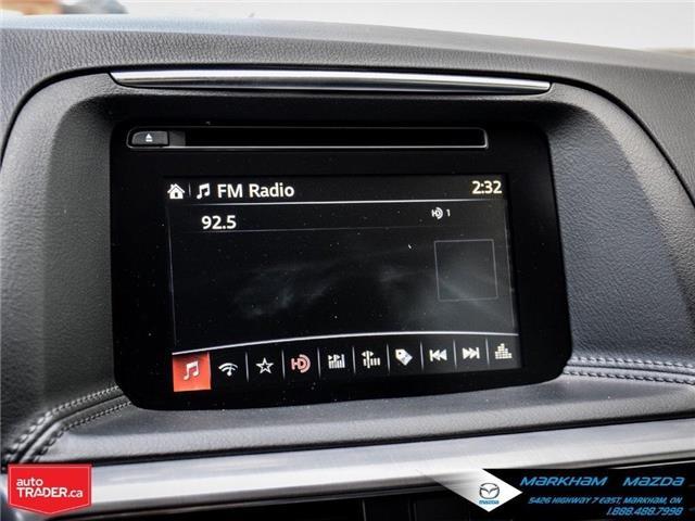 2016 Mazda CX-5 GS (Stk: P1897) in Markham - Image 17 of 30
