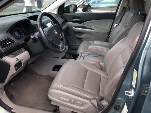 2013 Honda CR-V Touring (Stk: 82185A) in Toronto - Image 8 of 23