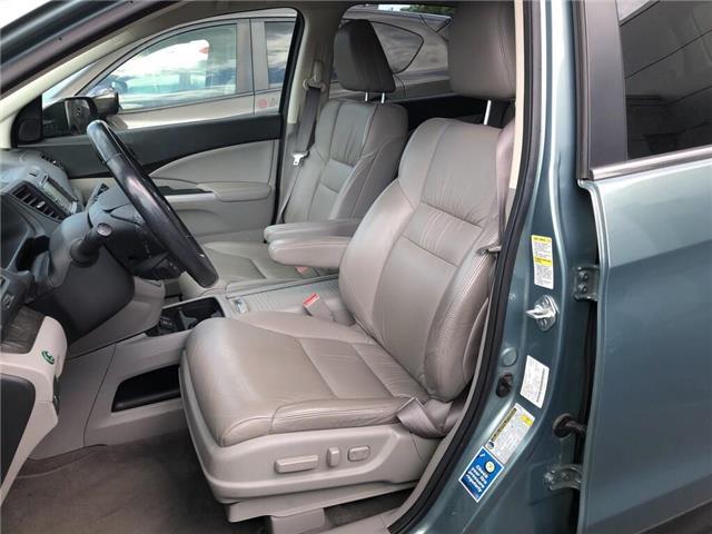 2013 Honda CR-V Touring (Stk: 82185A) in Toronto - Image 9 of 23