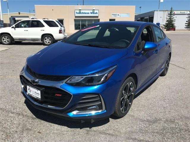 2019 Chevrolet Cruze LT (Stk: 7116689) in Newmarket - Image 1 of 21