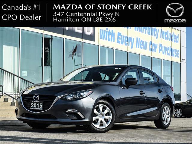 2015 Mazda Mazda3 GX (Stk: SU1343) in Hamilton - Image 1 of 20