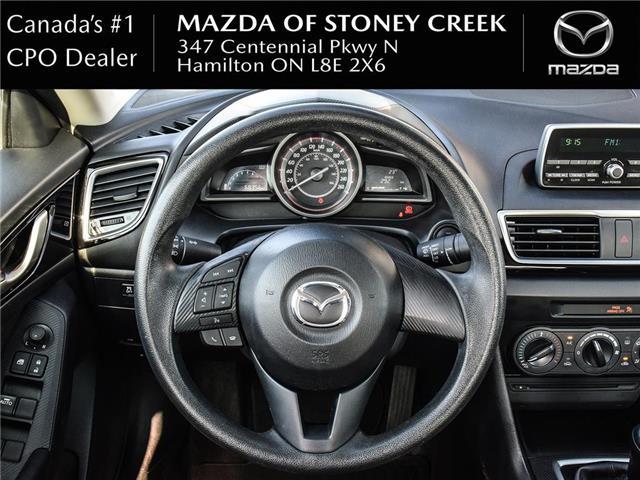 2015 Mazda Mazda3 GX (Stk: SU1343) in Hamilton - Image 16 of 20