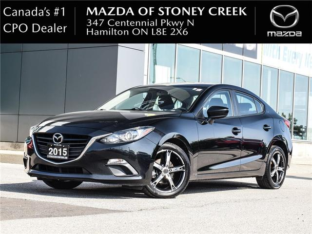 2015 Mazda Mazda3 GX (Stk: SU1337) in Hamilton - Image 1 of 19