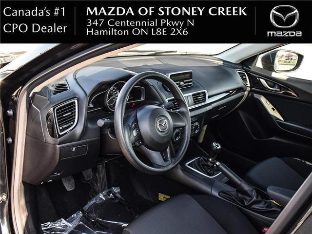 2015 Mazda Mazda3 GX (Stk: SU1337) in Hamilton - Image 11 of 19