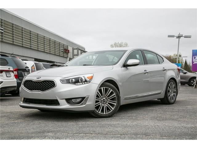 2014 Kia Cadenza Base (Stk: P1201) in Gatineau - Image 1 of 23