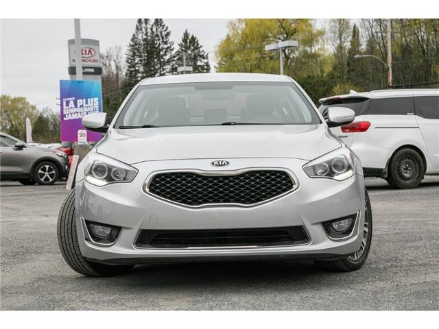 2014 Kia Cadenza Base (Stk: P1201) in Gatineau - Image 2 of 23