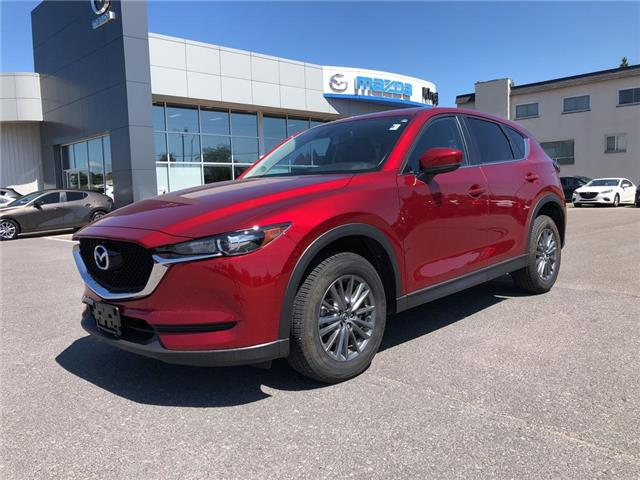 2017 Mazda CX-5 GS (Stk: 18T095A) in Kingston - Image 1 of 15