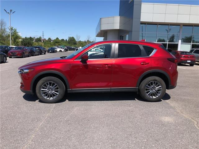 2017 Mazda CX-5 GS (Stk: 18T095A) in Kingston - Image 2 of 15