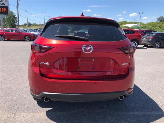 2017 Mazda CX-5 GS (Stk: 18T095A) in Kingston - Image 4 of 15