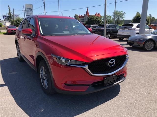 2017 Mazda CX-5 GS (Stk: 18T095A) in Kingston - Image 7 of 15
