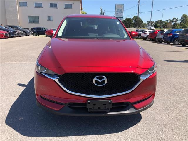 2017 Mazda CX-5 GS (Stk: 18T095A) in Kingston - Image 8 of 15