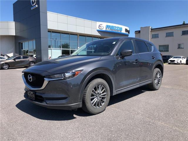 2017 Mazda CX-5 GS (Stk: 19P059) in Kingston - Image 1 of 2