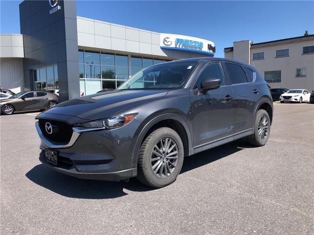 2017 Mazda CX-5 GS (Stk: 19P059) in Kingston - Image 2 of 2
