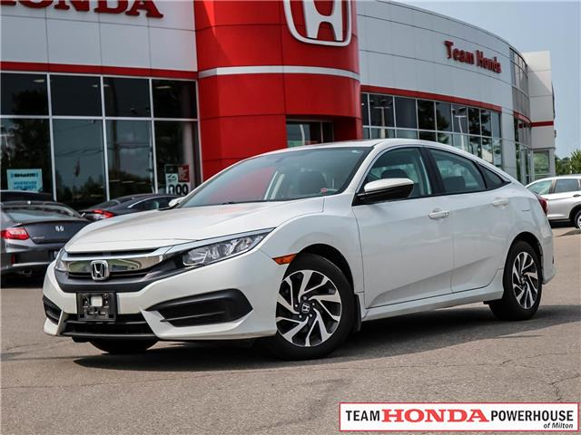 2016 Honda Civic EX (Stk: 3367) in Milton - Image 1 of 1