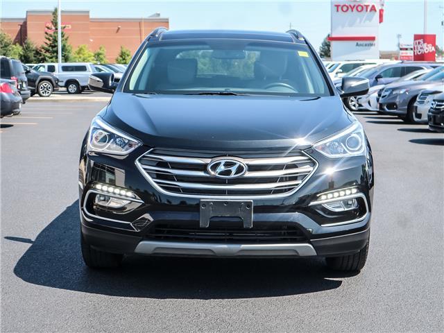 2018 Hyundai Santa Fe Sport 2.4 Luxury (Stk: P111) in Ancaster - Image 2 of 30