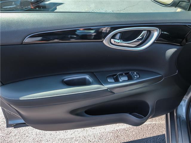 2019 Nissan Sentra 1.8 SV (Stk: P110) in Ancaster - Image 9 of 29